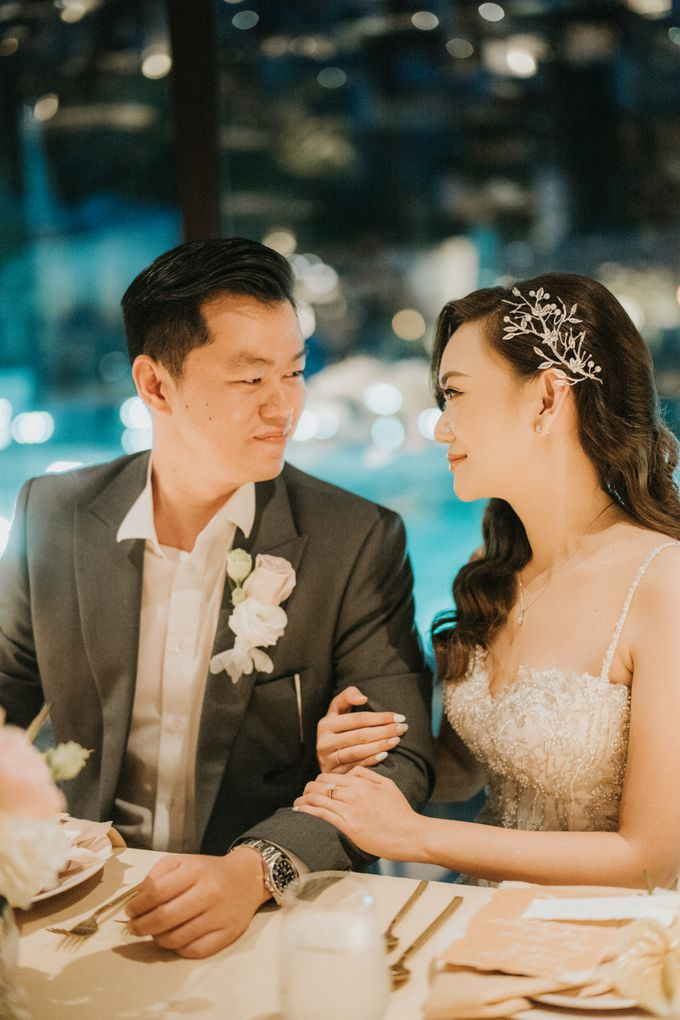 The Wedding of Livia & Andy by Bali Eve Wedding & Event Planner - 046