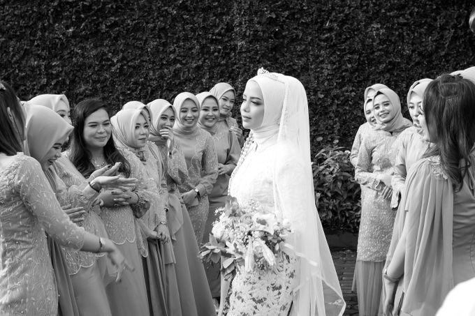 Herson & Dina Wedding by SAND WEDDING ORGANIZER - 006