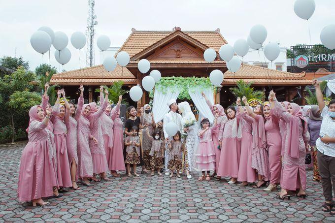 Herson & Dina Wedding by SAND WEDDING ORGANIZER - 005
