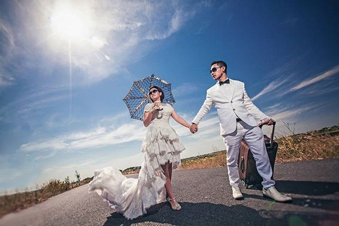 Pre Wedding by d'Angelo art Photography - 036