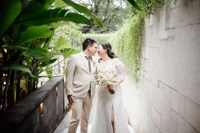 Febri & Grace's Wedding by Cloche Atelier - 014