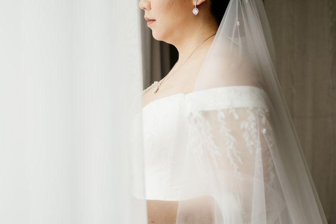 Febri & Grace's Wedding by Cloche Atelier - 001