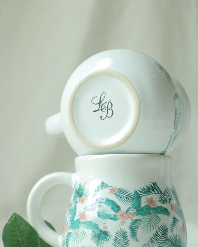 Mug Gentong Mini Souvenir Pernikahan by Mug-App Wedding Souvenir - 001