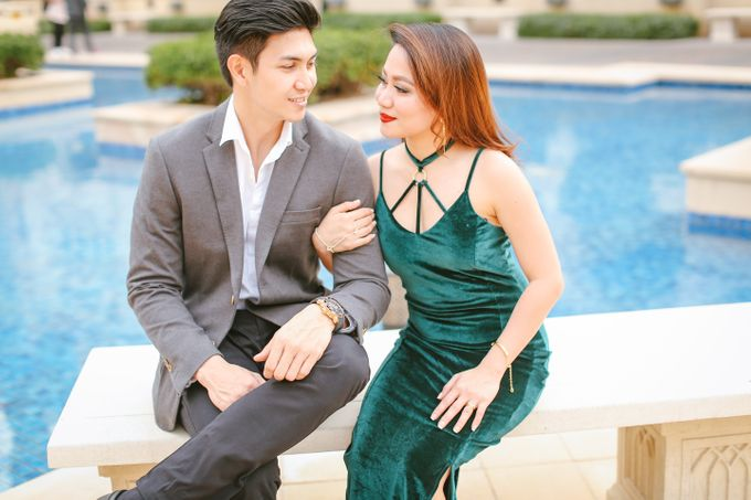 F R E D  x  I S A  ENGAGEMENT SESSION DUBAI by Leighton Andante - 014