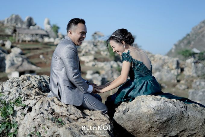 Prewedding Vina & Ronald by ALLANO PHOTOGRAPHY - 004