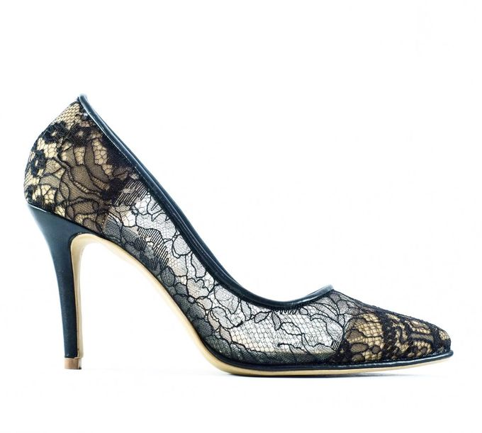 Pointed Heels without embellishments. by CAVA PRIVÉ - 004