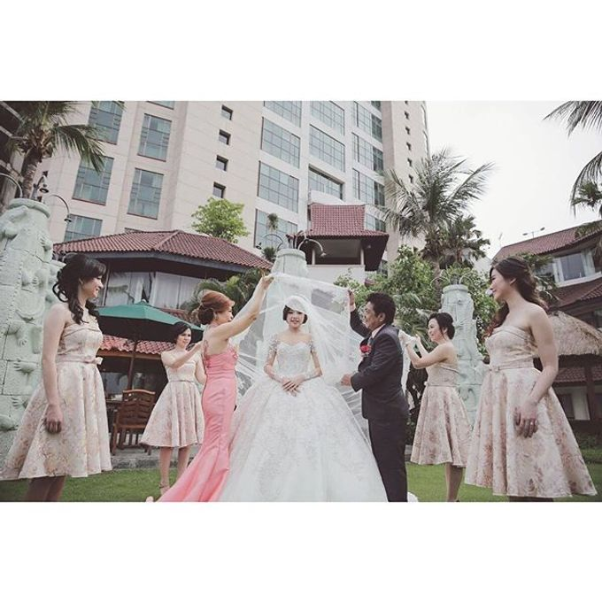 The Wedding of Galan & Widya by All Occasions Wedding Planner - 031