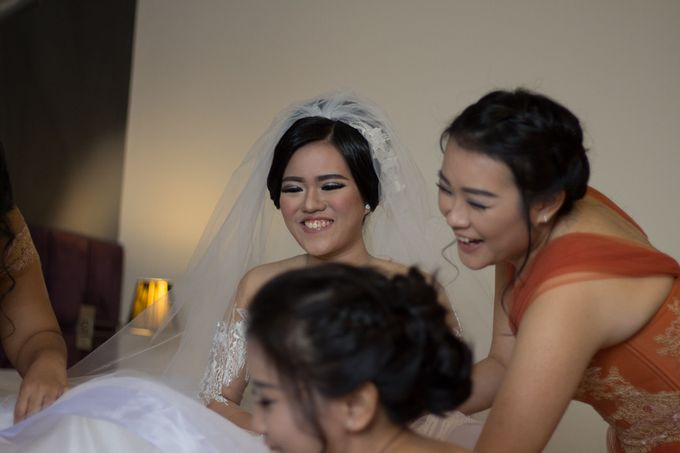 Wedding Andrianto & Melisa by Red Hat Organizer - 028