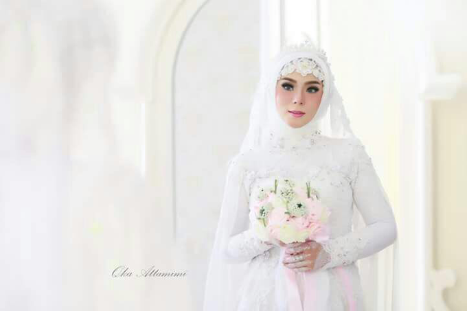 Hijab For Akad by LCK Makeup Artist - 002