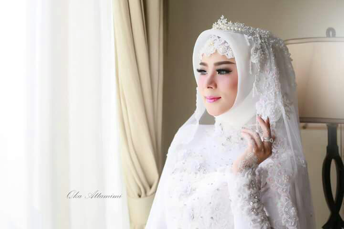Hijab For Akad by LCK Makeup Artist - 001