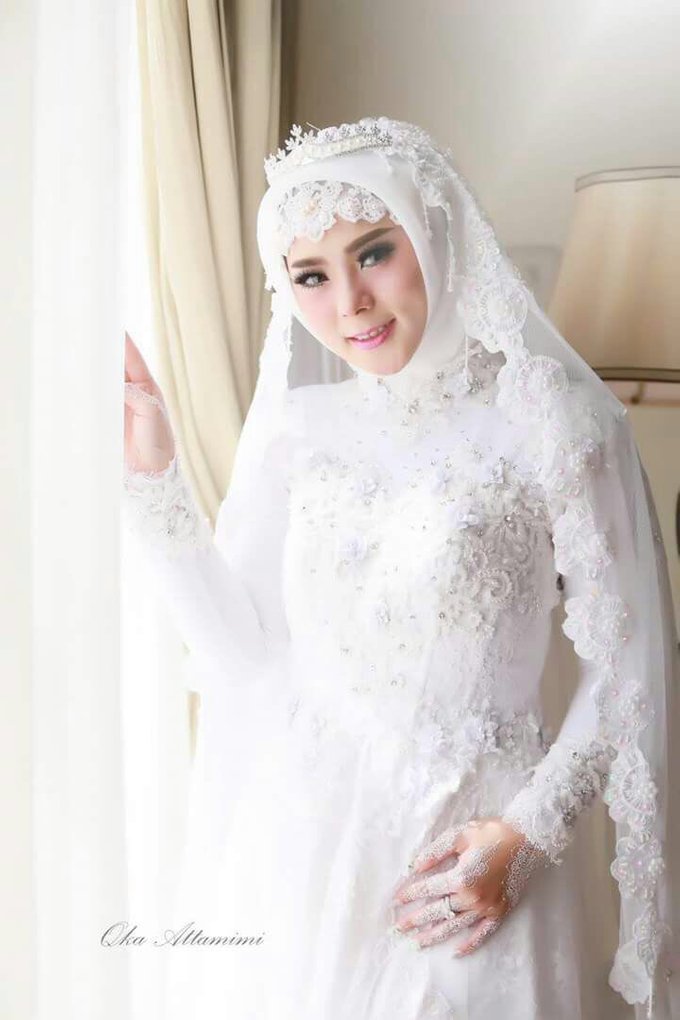 Hijab For Akad by LCK Makeup Artist - 005
