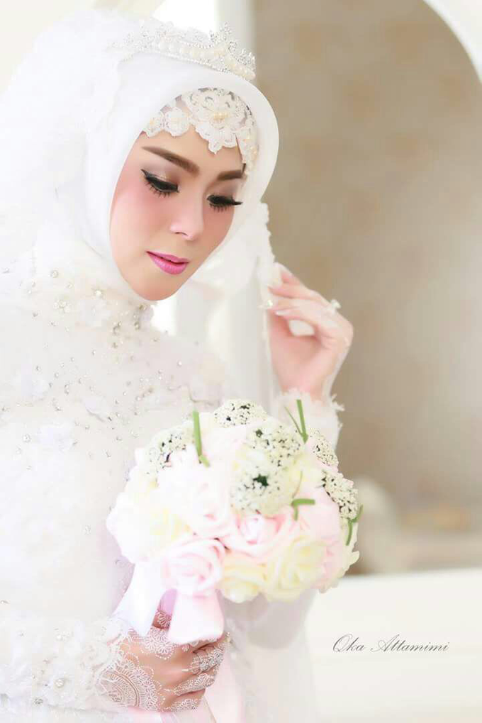 Hijab For Akad by LCK Makeup Artist - 004