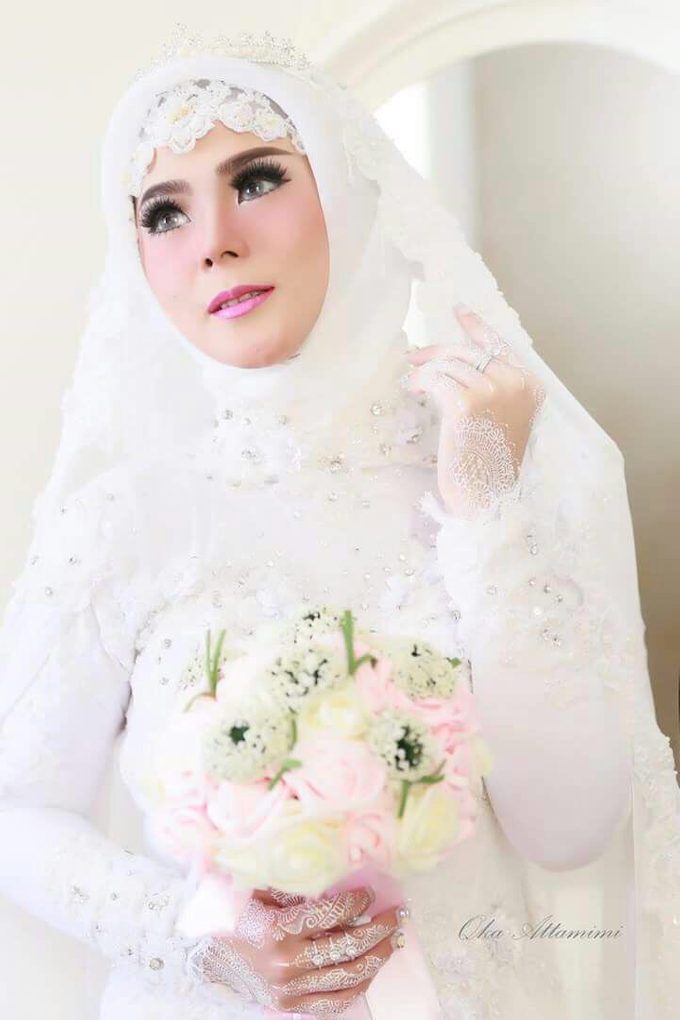 Hijab For Akad by LCK Makeup Artist - 006