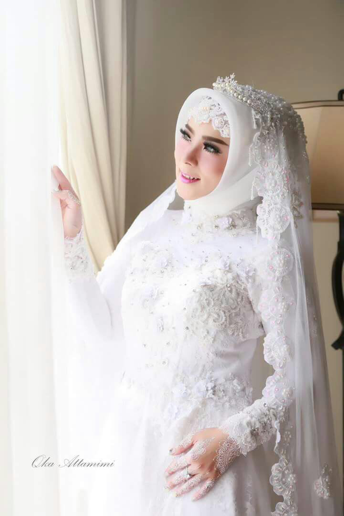 Hijab For Akad by LCK Makeup Artist - 008