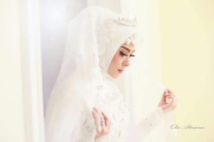 Hijab For Akad by LCK Makeup Artist - 009