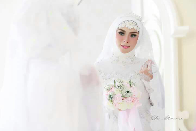 Hijab For Akad by LCK Makeup Artist - 010