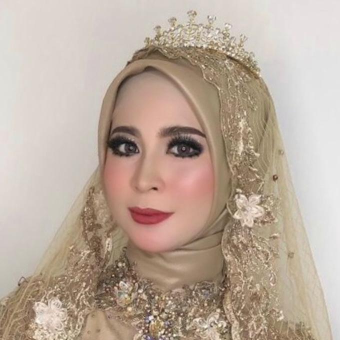 Akad dan Resepsi Mrs Illa Okta & Anggi by LCK Makeup Artist - 002