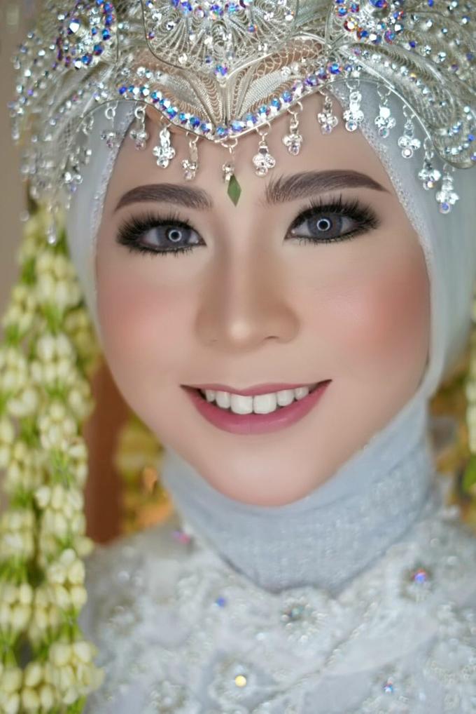 Akad dan Resepsi Mrs Illa Okta & Anggi by LCK Makeup Artist - 001