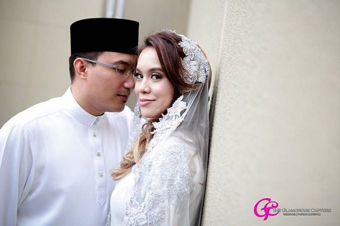 Wedding Reception and Portraiture by The Glamorous Capture - 008