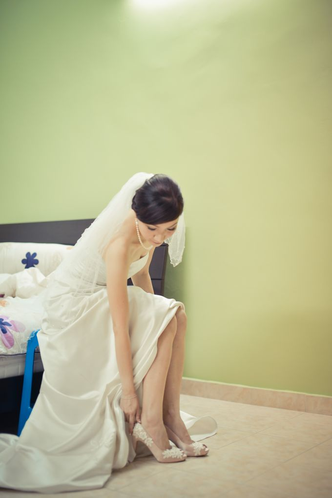 Bride May San Lee by Moments Shoe - 001