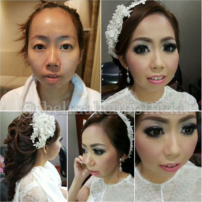 Bride Make Up by IBELmakeuppro - 028