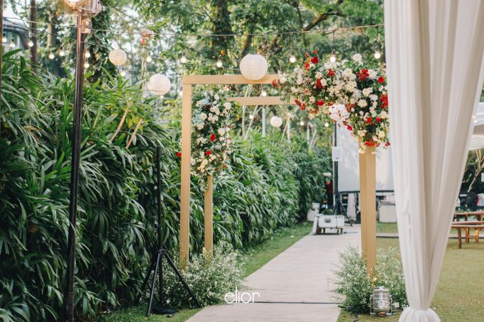The Wedding of Laras and Dhika by Elior Design - 010