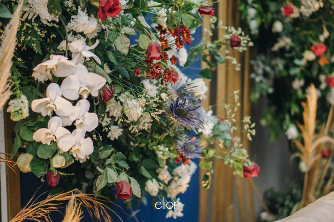 The Wedding of Laras and Dhika by Elior Design - 011