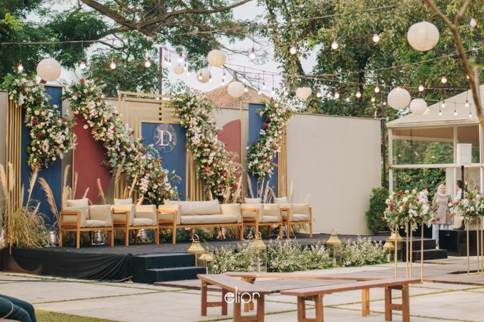 The Wedding of Laras and Dhika by Elior Design - 013