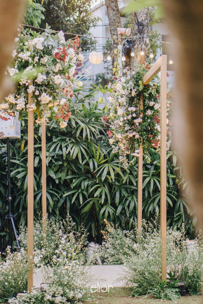 The Wedding of Laras and Dhika by Elior Design - 017