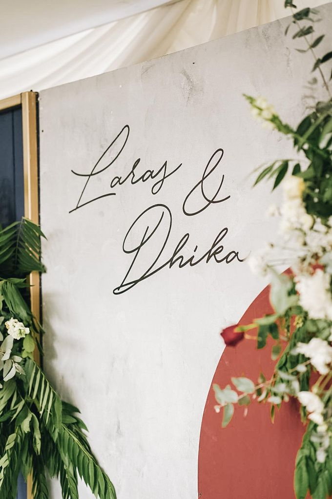The Wedding of Laras and Dhika by Elior Design - 001