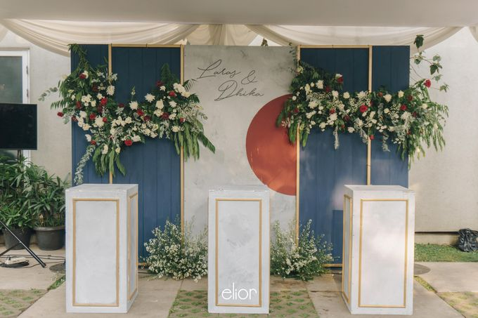 The Wedding of Laras and Dhika by Elior Design - 005