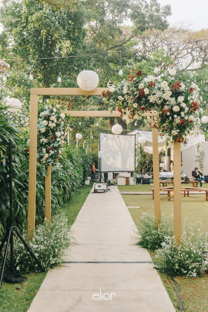 The Wedding of Laras and Dhika by Elior Design - 006