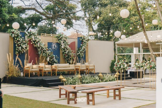 The Wedding of Laras and Dhika by Elior Design - 007