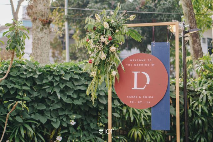 The Wedding of Laras and Dhika by Elior Design - 008