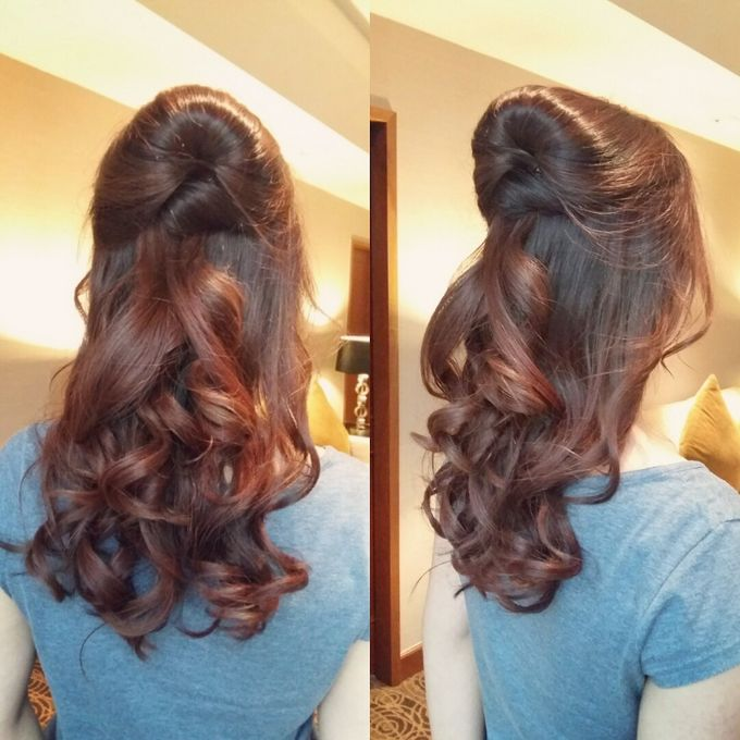 Bridal Makeup & Hair by My Cherry Style - 003