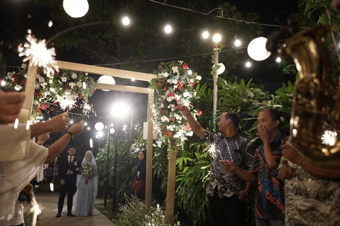 Dhika & Laras Wedding by Malaka Hotel Bandung - 008