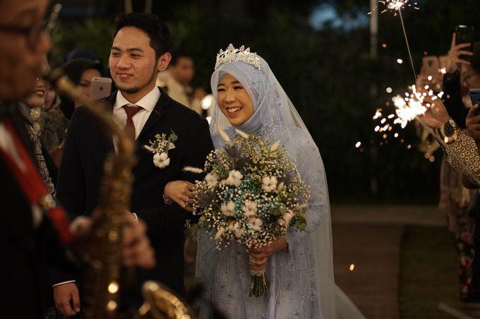 Dhika & Laras Wedding by Malaka Hotel Bandung - 009