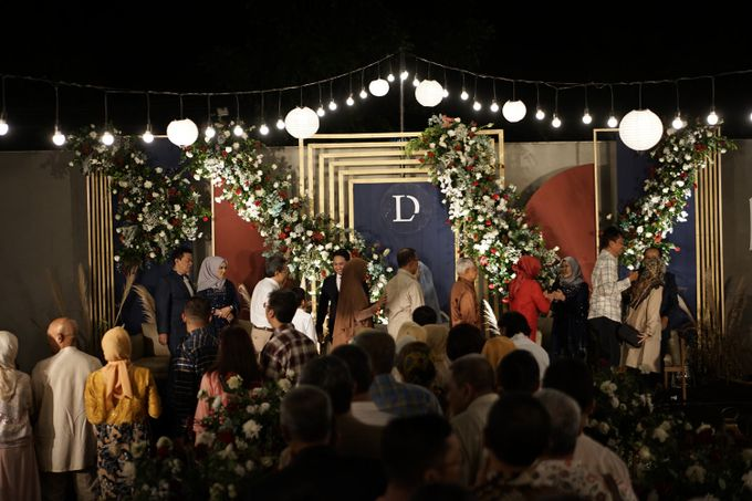 Dhika & Laras Wedding by Malaka Hotel Bandung - 016