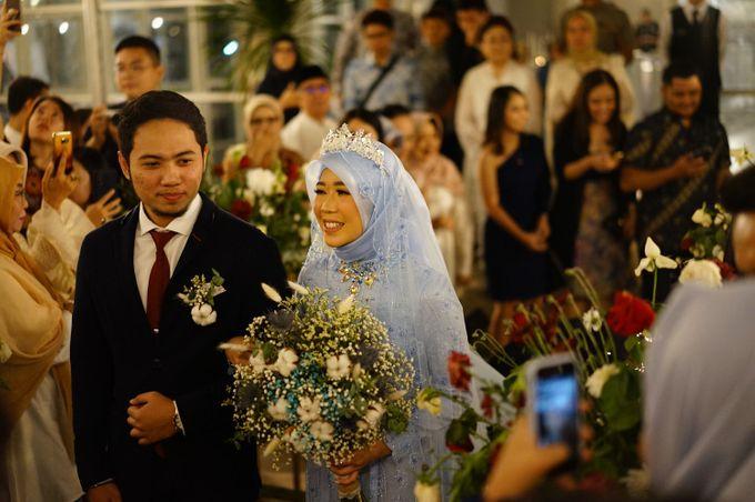 Dhika & Laras Wedding by Malaka Hotel Bandung - 019