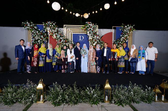 Dhika & Laras Wedding by Malaka Hotel Bandung - 020