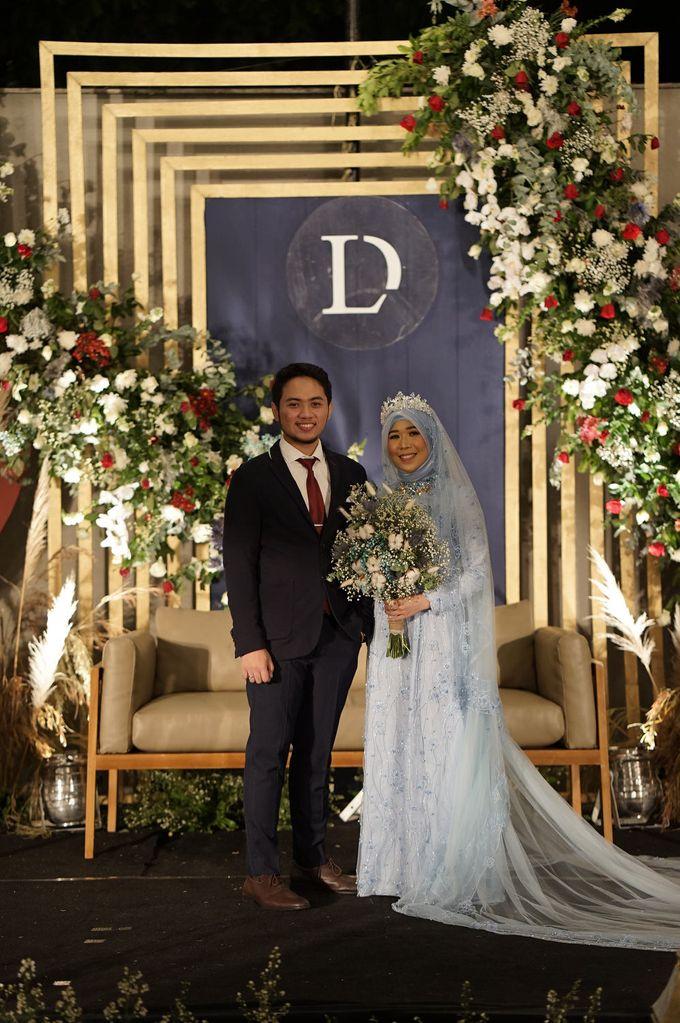 Dhika & Laras Wedding by Malaka Hotel Bandung - 028