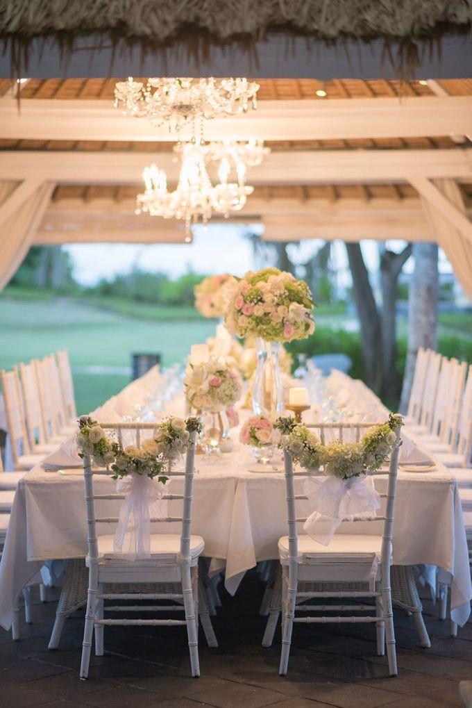 Romantic Dinner by d'Oasis Florist & Decoration - 013