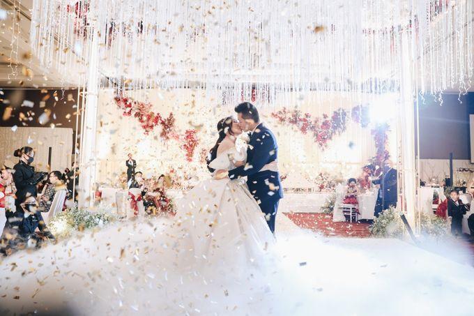 William & Selvi Wedding at Hilton Hotel by PRIDE Organizer - 032
