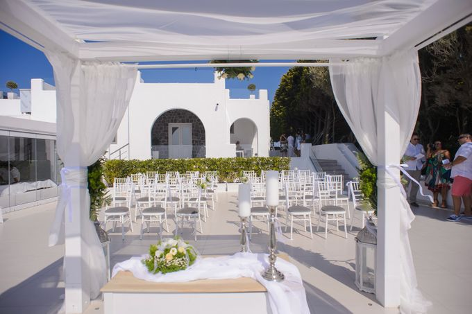 Santorini wedding by Diamond Events - 015