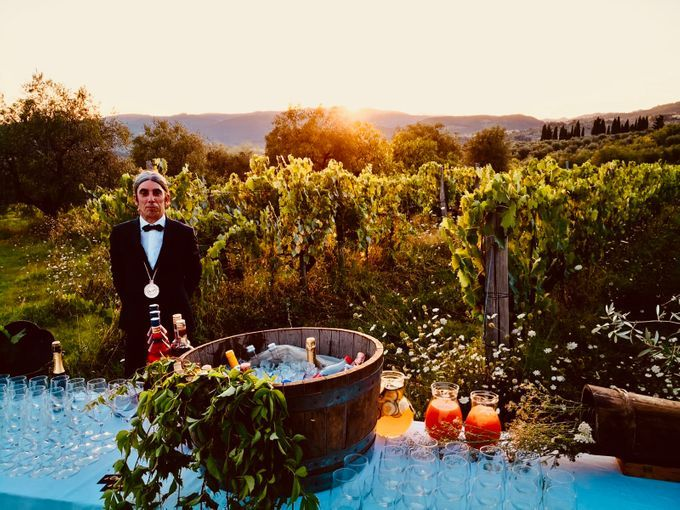 Country wedding near Florence by Le Cirque Firenze - 007