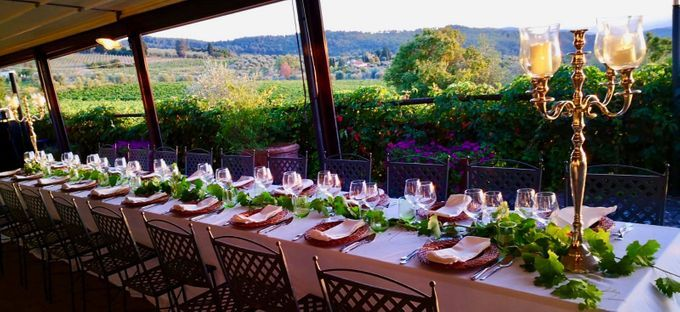 Country wedding near Florence by Le Cirque Firenze - 005