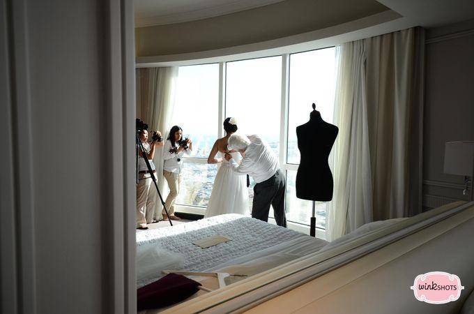 Mac and Fari -  Dubai Beach Wedding by WINKSHOTS - Wedding and Events Photographer - 018