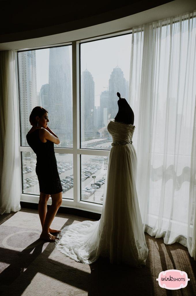 Mac and Fari -  Dubai Beach Wedding by WINKSHOTS - Wedding and Events Photographer - 013