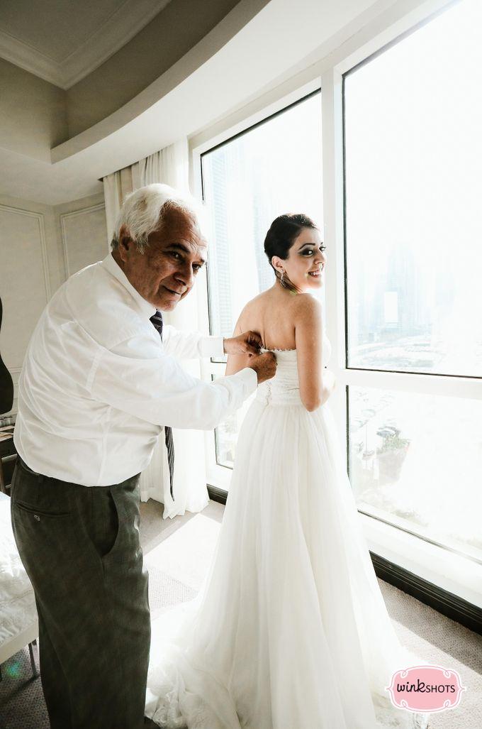 Mac and Fari -  Dubai Beach Wedding by WINKSHOTS - Wedding and Events Photographer - 014