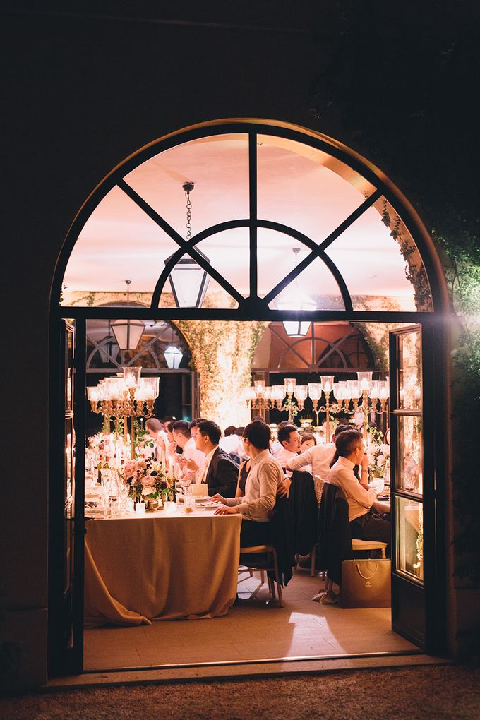 Glamorous Wedding at Villa del Balbianello Lake Como by AF Atelier - 036